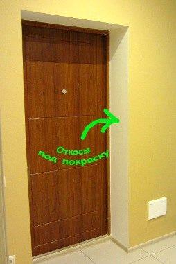продажа металлических тамбурных дверей за 6000